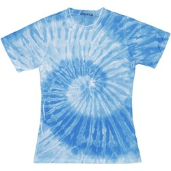 Kleidung Damen T-Shirts Colortone TD20M Spirale Königsblau
