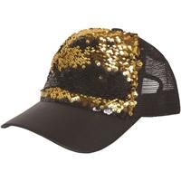 Accessoires Schirmmütze Bristol Novelty  Schwarz/Gold