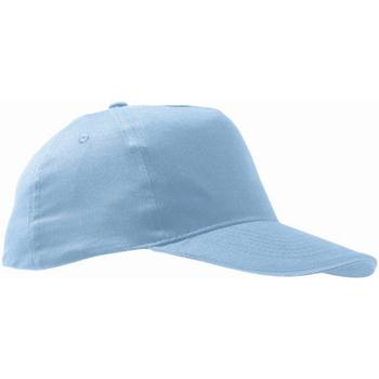 Accessoires Schirmmütze Sols Sunny Himmelblau