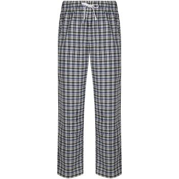 Kleidung Herren Pyjamas/ Nachthemden Skinni Fit SFM83 Weiss