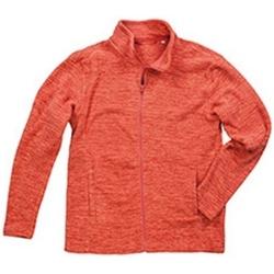 Kleidung Herren Fleecepullover Stedman  Orange