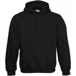Kleidung Herren Sweatshirts B And C WU620 Schwarz