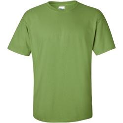 Kleidung Herren T-Shirts Gildan Ultra Kiwi