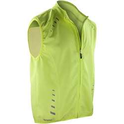 Kleidung Herren Trainingsjacken Spiro S259X Neon Limette