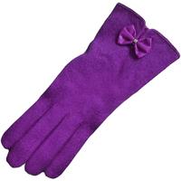 Accessoires Damen Handschuhe Eastern Counties Leather Geri Violett