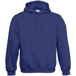 Kleidung Herren Sweatshirts B And C WU620 Elektrik Blau