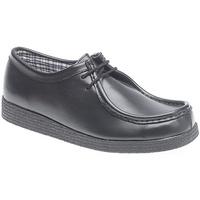 Schuhe Herren Derby-Schuhe Route 21  Schwarz
