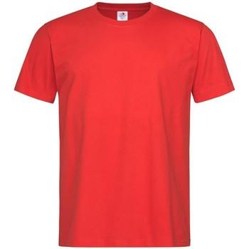 Kleidung Herren T-Shirts Stedman  Scharlachrot.