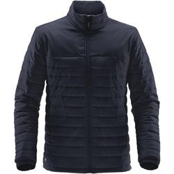Kleidung Herren Daunenjacken Stormtech QX-1 Marineblau