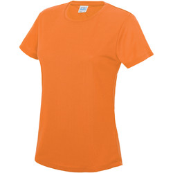 Kleidung Damen T-Shirts Awdis JC005 Neonorange