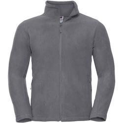 Kleidung Herren Fleecepullover Russell 8700M Grau