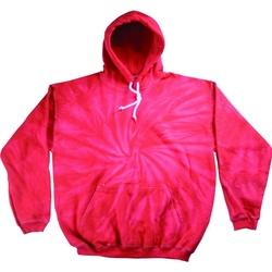 Kleidung Herren Sweatshirts Colortone TD30M Spider Rot