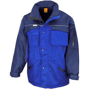 Kleidung Herren Jacken Result R71X Königsblau/Marineblau