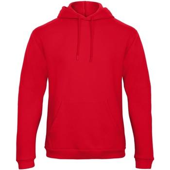 Kleidung Sweatshirts B And C ID. 203 Rot