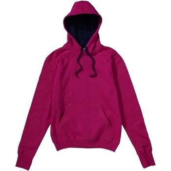 Kleidung Herren Sweatshirts Sg SG24 Magenta/Dunkelblau