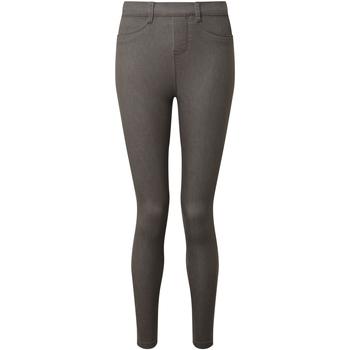 Kleidung Damen Leggings Asquith & Fox AQ062 Schiefergrau