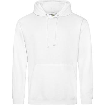 Kleidung Sweatshirts Awdis College Arctic Weiß