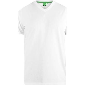 Kleidung Herren T-Shirts Duke  Weiß