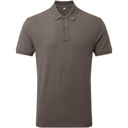 Kleidung Herren Polohemden Asquith & Fox Infinity Grau