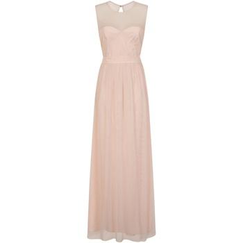 Kleidung Damen Maxikleider Little Mistress  Pink