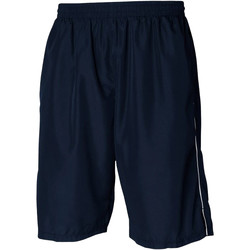 Kleidung Herren Shorts / Bermudas Tombo Teamsport Longline Marineblau/Weiß