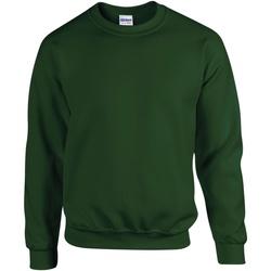 Kleidung Kinder Sweatshirts Gildan 18000B Waldgrün