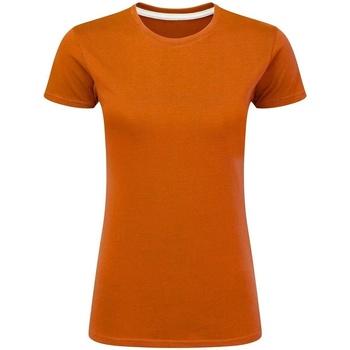 Kleidung Damen T-Shirts Sg Perfect Orange