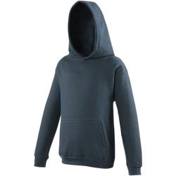Kleidung Kinder Sweatshirts Awdis JH01J Schwarzblau