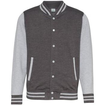 Kleidung Jacken Awdis JH043 Graphit/Grau meliert