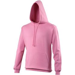 Kleidung Sweatshirts Awdis College Candyfloss Pink