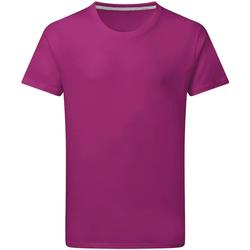 Kleidung Herren T-Shirts Sg Perfect Dunkles Pink