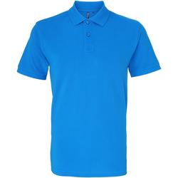Kleidung Herren Polohemden Asquith & Fox AQ010 Saphir