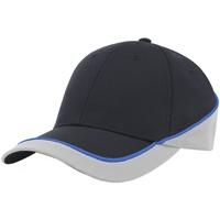 Accessoires Schirmmütze Atlantis Racing Marineblau/Weiß