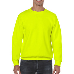 Kleidung Sweatshirts Gildan 18000 Neongelb