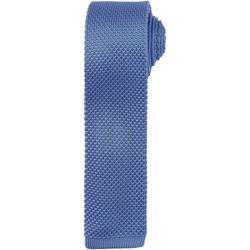 Kleidung Herren Krawatte und Accessoires Premier  Mittelblau