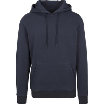 Kleidung Herren Sweatshirts Build Your Brand BY011 Marineblau