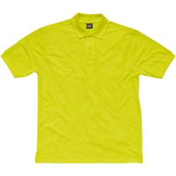 Kleidung Kinder Polohemden Sg SG50K Limonengrün