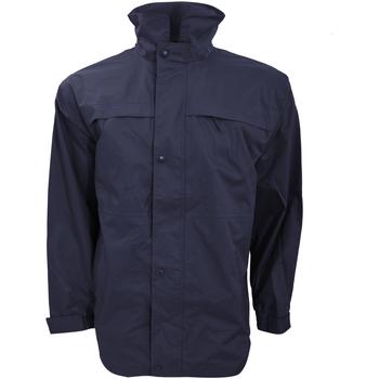 Kleidung Herren Windjacken Result R67X Marineblau/Sandfarben