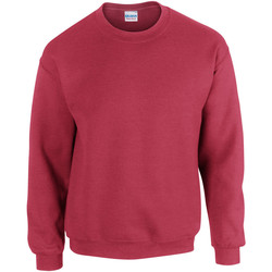 Kleidung Sweatshirts Gildan 18000 Helles Kirschrot