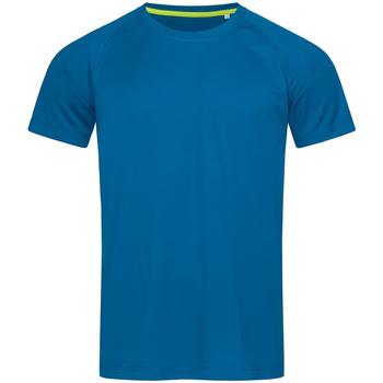 Kleidung Herren T-Shirts Stedman  Marine Blau