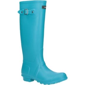 Schuhe Damen Gummistiefel Cotswold Sandringham Türkis