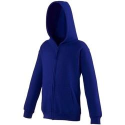 Kleidung Kinder Sweatshirts Awdis JH50J Oxfordblau