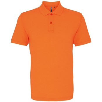 Kleidung Herren Polohemden Asquith & Fox AQ010 Neonorange