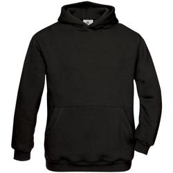 Kleidung Kinder Sweatshirts B And C WK681 Schwarz