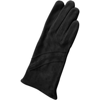 Accessoires Damen Handschuhe Eastern Counties Leather Sian Schwarz