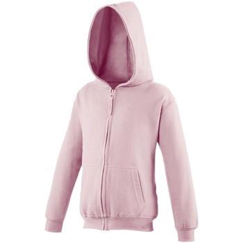 Kleidung Kinder Sweatshirts Awdis JH50J Babyrosa