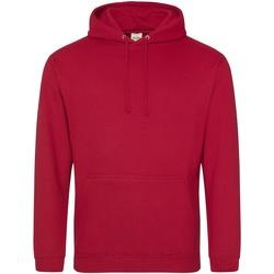 Kleidung Sweatshirts Awdis College Feuerrot