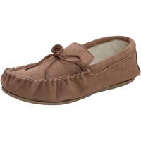 Schuhe Hausschuhe Eastern Counties Leather  Kamelfarben