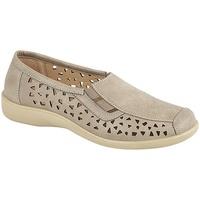 Schuhe Damen Slipper Boulevard  Stone