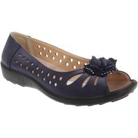Schuhe Damen Sandalen / Sandaletten Boulevard  Marineblau